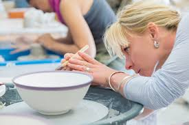 How to <b>Underglaze Pottery</b>
