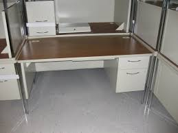 hon 34000 single ped desk