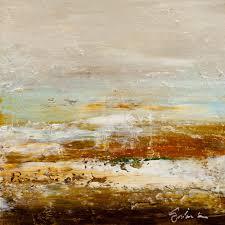 cold wax painting by greta ward