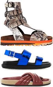 Designer Birkenstock Sandals Ugly Shoes Of The Season Designer Birkenstock Spring 2014