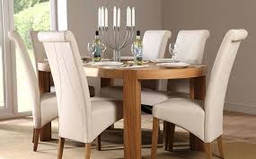 round dining room sets for 6 decorative cream dining table set 6 cool and chairs about remodel room dining room tables 6 chairs
