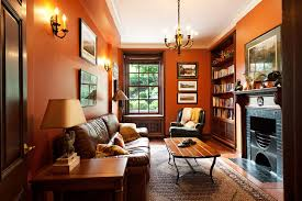 Orange-Interior-Design-Ideas-For-Every-Season1 Orange Interior Design