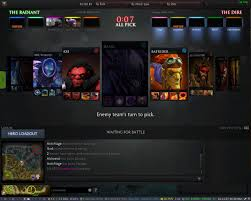 hero picking phase overlay not covering game screen entirely