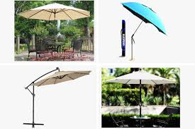 the 8 best patio umbrellas for wind