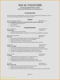 Exercise Science Resume Examples Resume Templates Word Copy And Paste Valid Exercise Science Resume