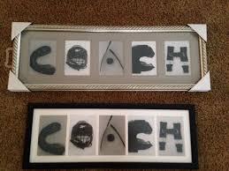 hockey coaches gift i made diy hockey hockey hockey gifts coach gifts