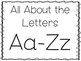 Writing and alphabet worksheets, a phonics workbook series and clipart. All About The Letters Aa Zz No Prep Tracing Phonics Worksheets And Activities