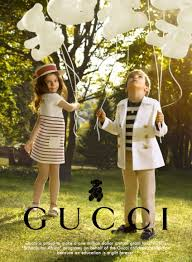gucci kids. client/project: gucci kids