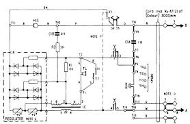 dismantling a telephone no  the circuit diagram starts out from the incoming line in a similar way to earlier telephones magneto bell isolated by large value capacitor c1a