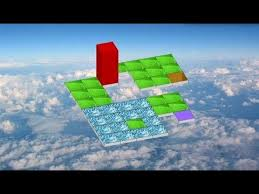 online cube rolling cube puzzle game online gameplay magicolo 2013 youtube