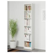 Ikea Billy Bookcase Billy Bookcase White 40x28x202 Cm Ikea