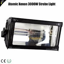 Pj Lighting Us 166 0 Pj Disco Flash Atomic 3000w Dmx Xenon Light Strobe Lighting Equipment For Stage Effect In Stage Lighting Effect From Lights Lighting On