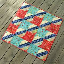 Jelly Roll Patterns Impressive Jelly Roll Check Free Quilt Pattern Freemotion By The River