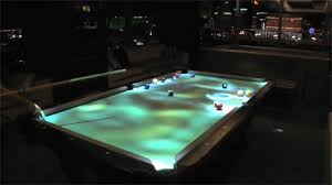 cool pool tables designs.  Tables Cuelight Interactive Pool Table With Cool Tables Designs 6