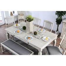 Shop Furniture Of America Tyler Rustic Farmhouse Dining Table