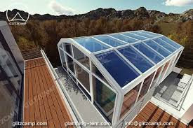 Auto Sun House Products Aluminum Enclosure Sun Room manufacturer