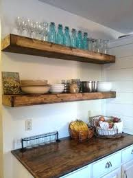 diy floating wood shelves wood floating shelves image 0 floating wooden shelf how to make solid