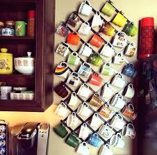 coffee mug rack countertop coffee mug rack love the idea for a display mug rack coffee coffee mug rack countertop