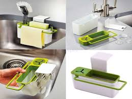 40 sponge caddy for kitchen sink