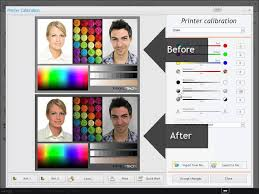 Idphotos Pro 6 Printer Colors Calibration Youtube