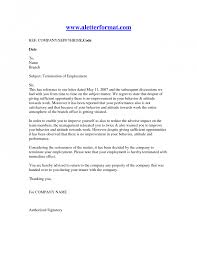 doc example of a termination letter sample contract uk employment contract template employment contract and letters