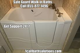 s on safe guard walk in bath tubs and installation s
