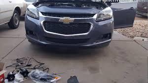 2016 Chevy Malibu Fog Light Kit 2015 Chevrolet Malibu Fog Light And Hid Conversion