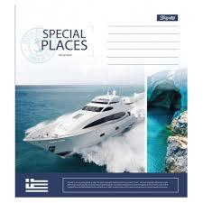 А5/36 лин. 1В Spacial places, <b>тетрадь для записей</b> 764930 ...
