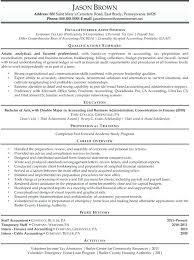 Staff Accountant Resume Samples Staff Accountant Resume Sample Vitadance Me