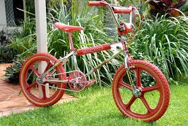 1982 mongoose supergoose bmx kdfkid s old red bmx rad chrome mongoose