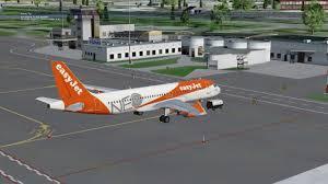 Vatsim Easyjet A320 251 Neo Eghh Bournemouth Egpd