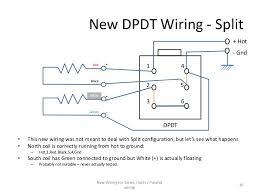 series parallel wiring diagram for 4 conductor humbucker pickups parallel wiring 15 16