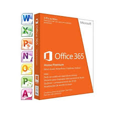 microsoft office 365 home. microsoft office 365 home premium 1 year u2013 fully packaged product for user on up to 5 pcmac devices
