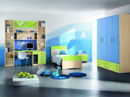 Paint Colors For Boys Bedrooms Cool Boys Bedroom Paint Ideas With White And Blue Colors Home