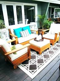 rattan outdoor rug outdoor rugs outdoor rug outdoor rugs in deck contemporary with wood trunk coffee rattan outdoor rug