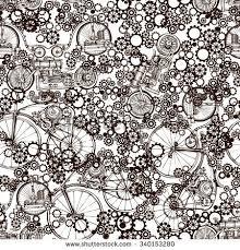 Steampunk Patterns Stunning Bildergebnis Für Pattern Steampunk Artworks Pinterest Artwork