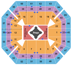 Metallica Seating Chart Metallica Boise Tickets Metallica 11 28 18 Taco Bell
