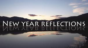 Image result for new year's reflection