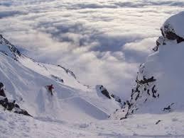 the world s most extreme ski slopes