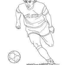 Small Picture Thomas muller coloring pages Hellokidscom