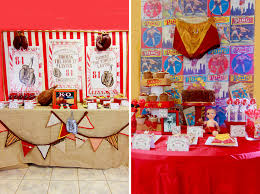 Boxing Party Theme Decorations boxing themed party decorations Google Search Piggy Rocky 2