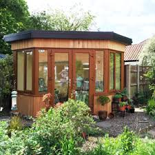 Small Picture Garden Offices and Garden Studios Garden Room Designs