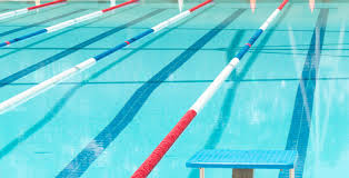 lanes of a peion swimming pool