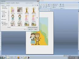 Creating Invitation Using Clipart In Microsoft Word Youtube How