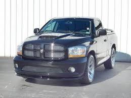2006 Dodge Ram 1500 Regular Cab SRT-10 Pickup Viper only 87 Black ...