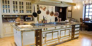 French Kitchen Design Your Lifestyle Simple La Cornue Kitchen Designs