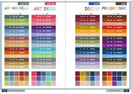 Color schemes for print, book preview for the web
