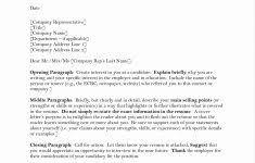 12 Luxury Postdoc Cover Letter Sample Biology Resume Job Elegant