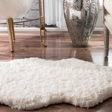 nuloom handmade double pelt white faux sheepskin rug on with fur ideas 19