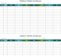 work scheduler excel weekly planner template excel biweekly work schedule template weekly